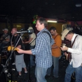 I played one song with Deda Mladek Ilegal Band