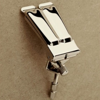 Pre-War Two-Hump Clamshell tailpiece - Grover style tailpiece highest quality materials, made by ori