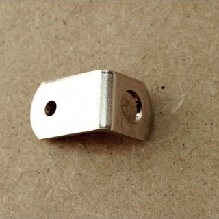 53 - L-tailpiece bracket for one piece flange