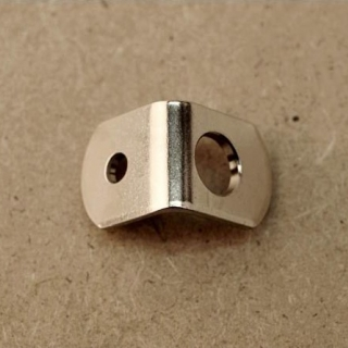 53-2pc - L-tailpiece bracket for two piece flange